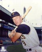 Bill Mazeroski LIMITED STOCK Pittsburgh Pirates 8X10 Photo