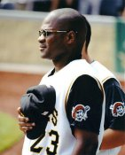 Lloyd McLendon LIMITED STOCK Pittsburgh Pirates 8X10 Photo