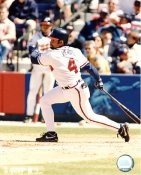 Jose Veras LIMITED STOCK Atlanta Braves 8X10