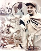 Lou Gehrig LIMITED STOCK New York Yankees 8X10 Photo