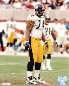 Nolan Harrison LIMITED STOCK Pittsburgh Steelers 8x10 Photo