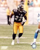 Hank Poteat LIMITED STOCK Pittsburgh Steelers 8x10 Photo