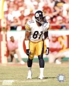 Troy Edwards LIMITED STOCK Pittsburgh Steelers 8x10 Photo