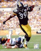 Willie Parker LIMITED STOCK Pittsburgh Steelers 8x10 Photo