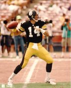 Neil O'Donnell LIMITED STOCK Pittsburgh Steelers 8x10 Photo