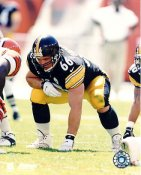 Alan Faneca LIMITED STOCK Pittsburgh Steelers 8x10 Photo