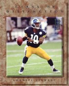 Kordell Stewart LIMITED STOCK DonRuss Studio Pittsburgh Steelers 8x10 Photo