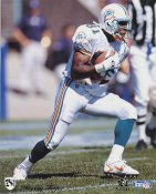 Irving Fryar Miami Dolphins SUPER SALE Paper Stock 8X10 Photo