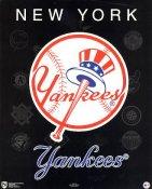 Yankees Logo New York SUPER SALE Paper Stock 8X10 Photo
