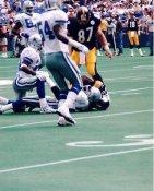 Mark Bruener & Hines Ward at Three Rivers Pittsburgh Steelers 8x10 Photo