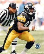 Kendrell Bell Pittsburgh Steelers 8x10 Photo
