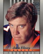 John Elway LIMITED STOCK DonRuss Studio Card Denver Broncos 8X10 Photo