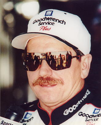 Dale Earnhardt Sr. LIMITED STOCK 8X10 Photo