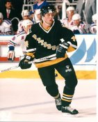 Ed Patterson LIMITED STOCK Pittsburgh Penguins 8x10 Photo