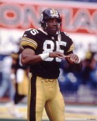 Jonathan Hayes LIMITED STOCK Pittsburgh Steelers 8x10 Photo