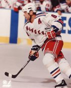 Eric Lindros LIMITED STOCK New York Rangers 8x10 Photo