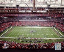 N2 Georgia Dome Atlanta Falcons 8X10 Photo