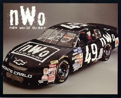 Kyle Petty Made Nascar Debut New World Order Car Oct. 5 at Charlotte Motor Speedway LIMITED STOCK 8x10 Photo
