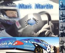 Mark Martin Racing LIMITED STOCK 8x10 Photo
