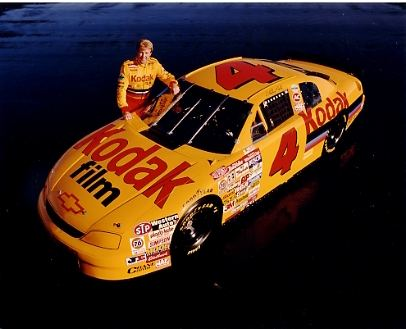 Sterling Marlin Racing LIMITED STOCK 8x10 Photo