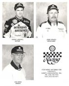 Bobby Labonte, Joe Gibbs & Jimmy Makar Interstate Batteries Racing LIMITED STOCK 8x10 Photo