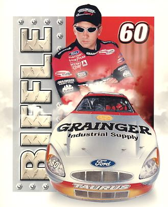 Greg Biffle Racing LIMITED STOCK 8x10 Photo