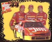 Bobby Labonte, Terry Labonte & Justin Labonte LIMITED STOCK 8x10 Photo