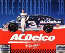 Dale Earnhardt Jr AC Delco Racing LIMITED STOCK 8x10 Photo