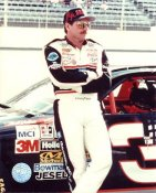 Dale Earnhardt Sr. SUPER SALE Slightly Wavy 8X10 Photo
