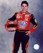 Jeff Gordon SUPER SALE Small Spot & Slightly Wavy 8x10 Photo