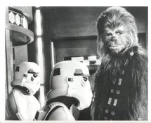 "Chewbacca ""Chewie"" Played By Peter Mayhew SUPER SALE Original 8X10 Photo"