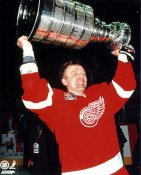 Viacheslav Fetisov LIMITED STOCK 1998 Stanley Cup Detroit Red Wings 8x10 Photo