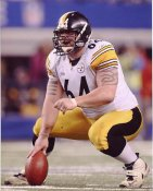 Doug Legursky Pittsburgh Steelers 8x10 Photo