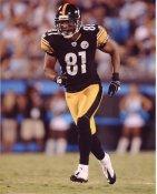 Arnez Battle Pittsburgh Steelers 8x10 Photo