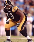 Ramon Foster Pittsburgh Steelers 8x10 Photo