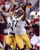 Cameron Heyward Pittsburgh Steelers 8x10 Photo
