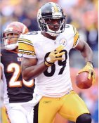 Jerricho Cotchery Pittsburgh Steelers 8x10 Photo
