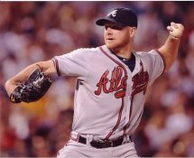 Johnny Venters Atlanta Braves 8X10 Photo