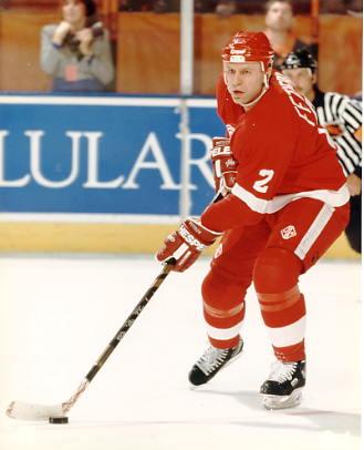 Viacheslav Fetisov Detroit Red Wings 8x10 Photo