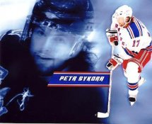 Petr Sykora LIMITED STOCK Rangers 8x10 Photo