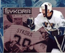 Petr Sykora LIMITED STOCK Mighty Ducks 8x10 Photo