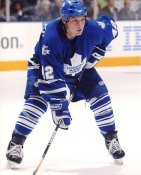 Kyle Wellwood LIMITED STOCK Toronto Maple Leafs 8x10 Photo