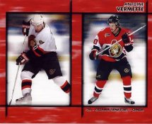 Antoine Vermette LIMITED STOCK Senators 8x10 Photo