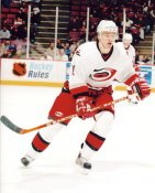 Justin Williams LIMITED STOCK Hurricanes 8x10 Photo