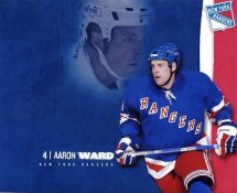 Aaron Ward LIMITED STOCK Rangers 8x10 Photo