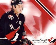 Ryan Smyth LIMITED STOCK Team Canada 8x10 Photo