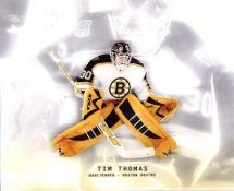 Tim Thomas LIMITED STOCK Bruins 8x10 Photo