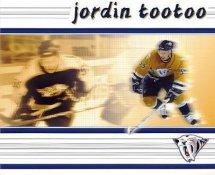 Jordin Tootoo LIMITED STOCK Predators 8x10 Photo