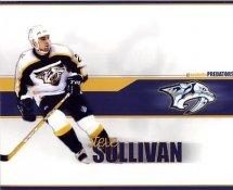 Steve Sullivan LIMITED STOCK Predators 8x10 Photo