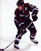Adam Foote LIMITED STOCK Avalanche 8x10 Photo